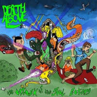 Death Above (Spa) - The Attack of the Soul Eaters - CD