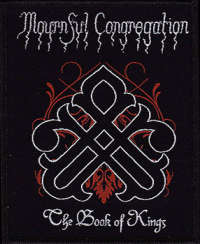 Mournful Congregation (Aus) - the Book of Kings Patch - Patch