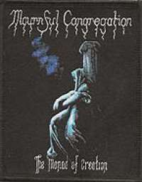 Mournful Congregation (Aus) - The Monad Of Creation patch - Patch