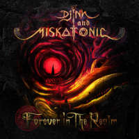 Djinn and Miskatonic (Ind) - Forever in the Realm - CD