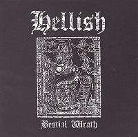 Hellish (Pol) - Bestial Wrath - pro CDR
