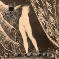 Black Candle (Lux) - Smoke and Monoliths - CD