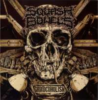 Squash Bowels (Pol) - Grindcoholism - CD