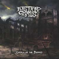 Bastard Chain (PR) - Church of the Damned - CD