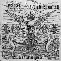 Moloch Letalis (Pol) / Hate Them All (Pol) - Czara Smierci - CD