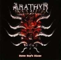 Arathyr (Pol) - Curse Man's Blame - papersleeve CD