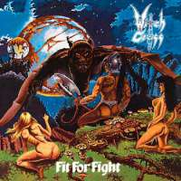 Witch Cross (Den) - Fit for Fight - CD