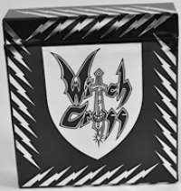 Witch Cross (Den) - All That's Fit for Fighting - 3CD+1DVD box set