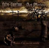 Notre Amertume / Ars Moriendi (Fra) - Agonie d'un ancien monde - CD