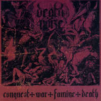 Death Noize (Rom) - Conquest War Famine Death - CD