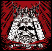 Desolator (Swe) - Unearthly Monument - CD