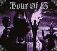 Hour Of 13 (USA) - s/t - digi-CD