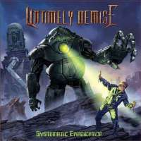 Untimely Demise (Can) - Systematic Eradication - CD