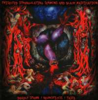 Deadly Spawn (Jpn) / Neuroticos (Jpn) / Taste (Jpn) - Trisected Strangulating Sermons and Black Mastication - CD