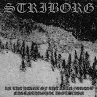 Striborg (Aus) - In the heart of the rainforest + Misanthropic isolation - CD