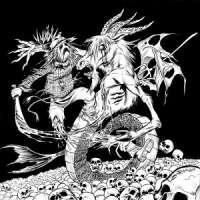 Blood Cult (USA) / Enbilulugugal (USA) - Blood Cult vs. Enbilulugugal - CD