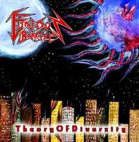 Furious Barking (Ita) - Theory of Diversity - CD