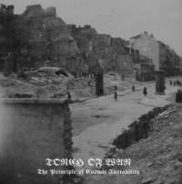 Torch of War (Ger) - The Principle of Cosmic Instability - CD