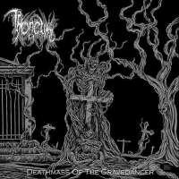 Throneum (Pol) - Deathmass of the Gravedancer - CD