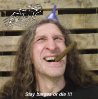 Zebarges (Fra) - Stay Barges Or Die !!! - CD