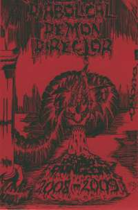 Diabolical Demon Director (Aus) - The Demo Dungeon 2008-2009 - DIY tape