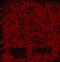 Satanik Goat Ritual (USA) / Warlock 666 - Satanic Ritual and Goat Sabbat - CD