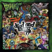 Maggots (Hol) - Dead and Loving It - CD