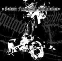 Amputator (USA) / Satanic Forcefucked Annihilation (USA) - Satanic Forcefucked Annihilation - CD