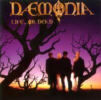 Daemonia (It) - Live or Dead - CD