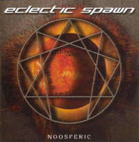 Eclectic Spawn (Mex) - Noosferic - CD