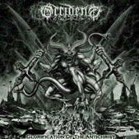Occidens (Chl) - Glorification of the Antichrist - CD