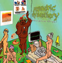 Amoebic Dysentery (USA) - Hospice Orgy - CD