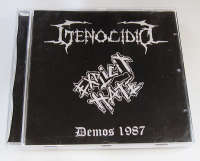 Genocidio (Bra) / Explict Hate (Bra) - Brazilian Cult Demos - CDR