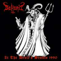 Beherit (Fin) - At the Devil's Studio 1990 - 12""