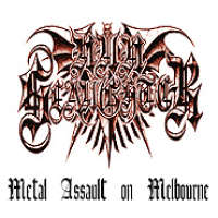 Nunslaughter (USA) - Metal Assault on Melbourne & Brisbane - 3x 7""
