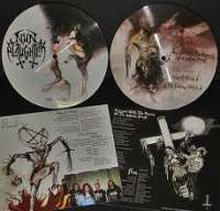 Nunslaughter (USA) - Trifurcate - pic 7""
