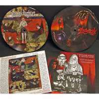 Nunslaughter (USA) / Nocturnal (Ger) - Cryptic - pic 7""