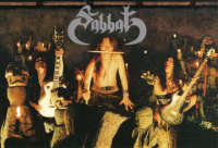 Sabbat (Jpn) - Sabbatical Visionslaught - DVD