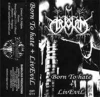 To Arkham (Par) - Born to Hate + Live - Pro cover tape