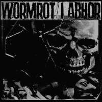 I Abhor  / Wormrot (Sin) - split - CD