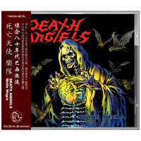 Death Angels (Bra) - Noite Negra - CD