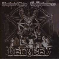 Decayed (Por) - Blasphemic Offerings - The Singles 1993-2011 - 2CD