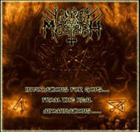Leper Messiah (Mex) - Invocations of God...From the Real Abominations - CD
