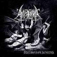 Amezarak (Rus) - Daemonolatreia - CD