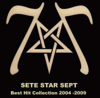 Sete Star Sept (Jpn) - Best Hits Collection 2004-2009 - CD with paper sleeve