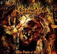 Genocide (Mex) - The Vaults of Grief - CD