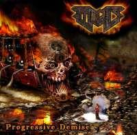 Immoralist (Rus) - Progressive Demise - CD