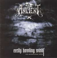 Ancient (Nor) - Eerily Howling Winds - The Antediluvian Tapes - CD