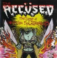 The Accused (USA) - The Curse of Martha Splatterhead - CD