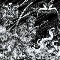 Winds of Genocide (UK) / Abigail (Jpn) - Satanik Apokalyptic Kamikaze Kommandos - CD
